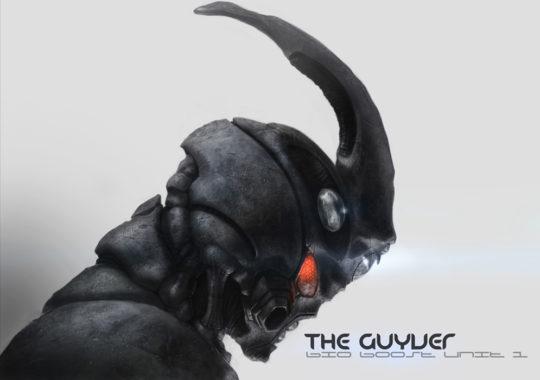 guyver unit 1