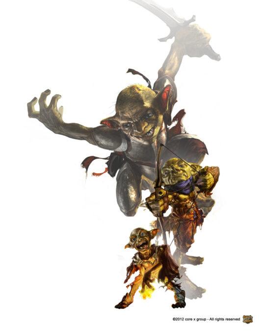 quest´n´goblins-goblins