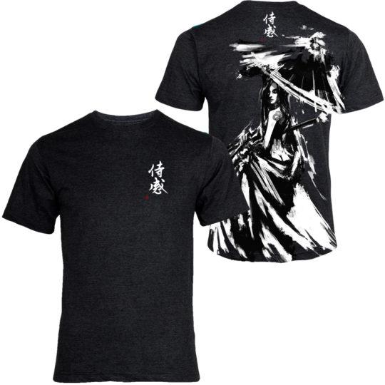 samurai spirit 2 shirt